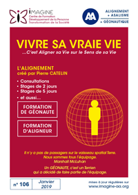 La Brochure d'Imagine - N° 106 - 2019-01